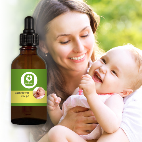Bach flowers mix 90 Baby colic